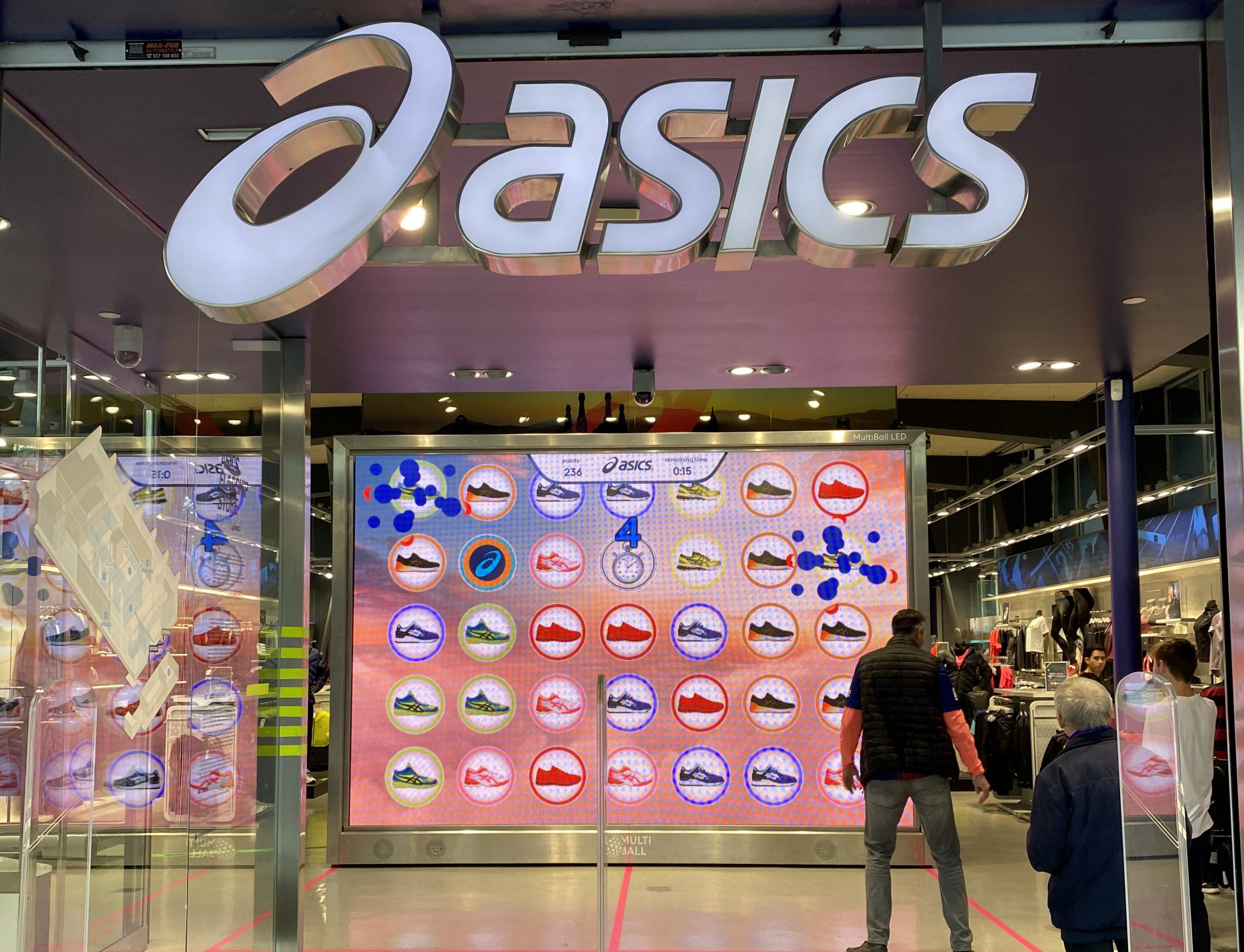 ASICS FlagShipStore Barcelona