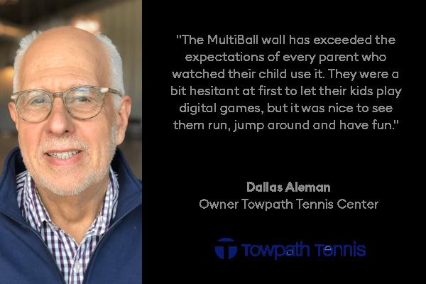 MultiBall Testimonial Dallas Aleman